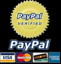 We now take Visa, MasterCard, Discover and American Express